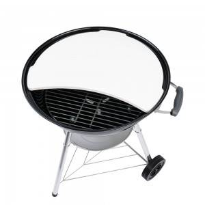 BBQ Dragon Heat-deflecting Cooking and Smoking Stone for 57cm Kettle Grills