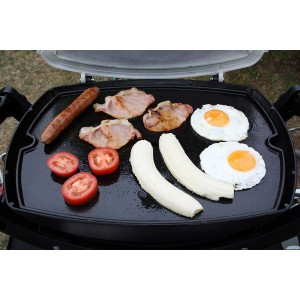 Campaquip Full Size Hotplate / Griddle for Q1000, Q1200 - gpwqfs1
