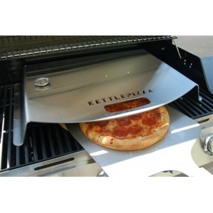 KettlePizza Gas Grill Pizza Oven Kit – Gas Pro Basic