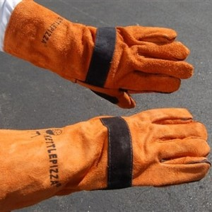 KettlePizza Leather Grill Gloves