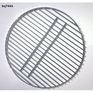"BBQOnline Stainless Steel Charcoal Grate for  Weber 57cm (22.5"") Kettles"