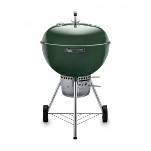 Weber Original Kettle Premium Charcoal Grill 57cm Green - 14407001