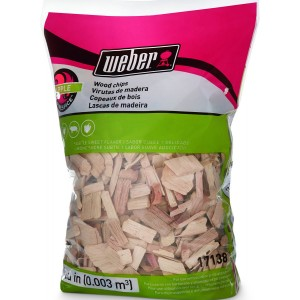 Weber Firespice Smoking Wood Chips Apple   - 17138