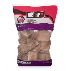 Weber Firespice Smoking Wood Chunks Mesquite - 17150