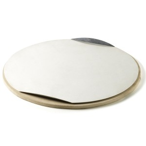 Weber Pizza Stone & Tray Large 36.5cm - 17653