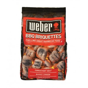 Weber BBQ Briquettes 4kg - 17721