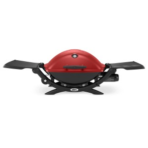 Weber Q2200 Portable BBQ Grill Red
