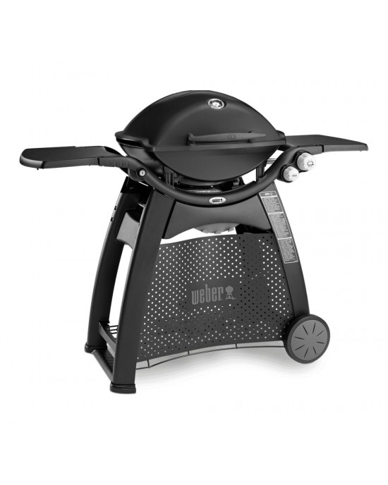 Weber Q3200 Family Q BBQ Grill In Black