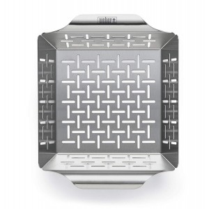 Weber Grill Basket - Stainless Steel Small - 6481