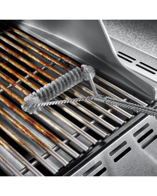 Weber Brush 53cm 3-Sided Grill - 6493