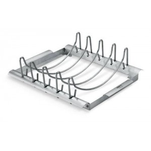 Weber Barbecue Rack Deluxe Stainless Steel  -  6727
