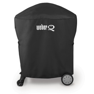 Weber Cover Premium for Q1000 and Q2000 Series with Portable Cart- 7113