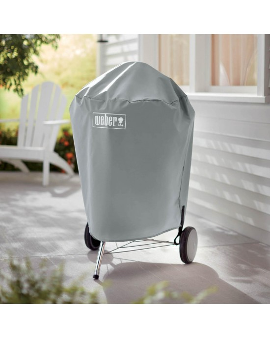 """Weber Cover - Dust Cover for 57cm (22.5"""")  Kettle Grill - 7176"""