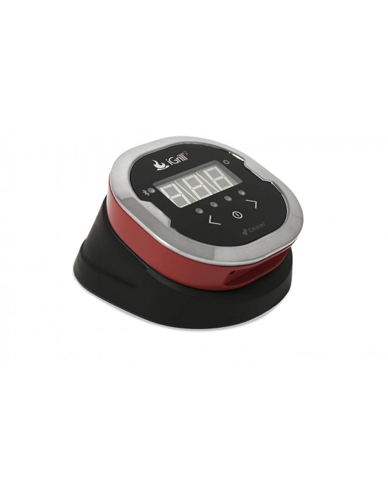 Weber iGrill 2 Wireless Bluetooth Grill Thermometer With 2 Pro-Meat Probes - 7203
