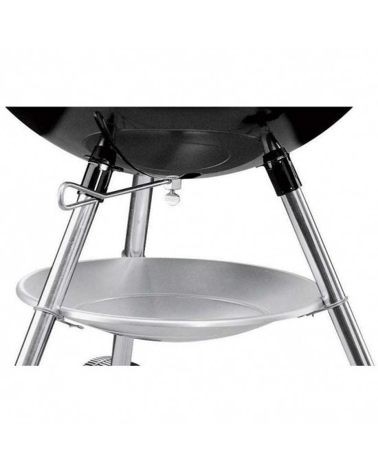 Weber Original Kettle 57cm Charcoal BBQ Grill in Black