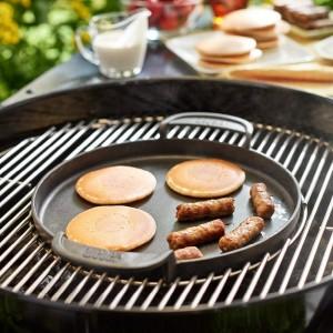 Weber Gourmet BBQ System Hotplate/Griddle - 7421