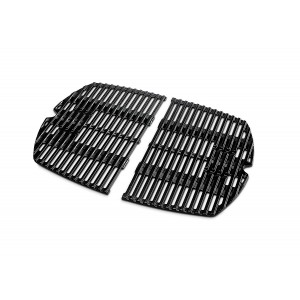 Weber Replacement Cooking Grates for  Q 200 & Q2000 Series Gas Grills - 7645