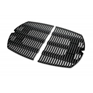 Weber Replacement Cooking Grates for  Q300 & Q3000 Series Gas Grills - 7646